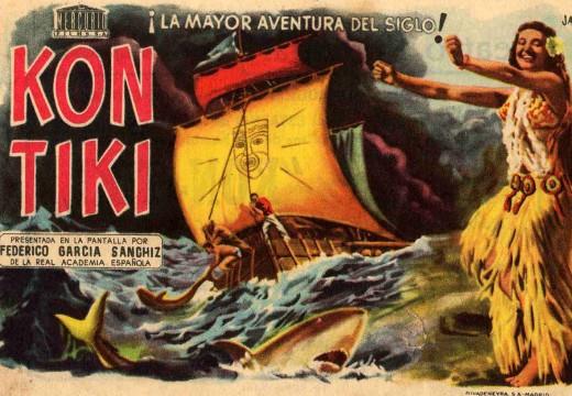 Kon-Tiki, una historia de antropología y pasión