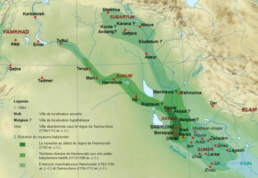 Historia de los números II. Los sumerios, los babilonios y el sistema sexagesimal