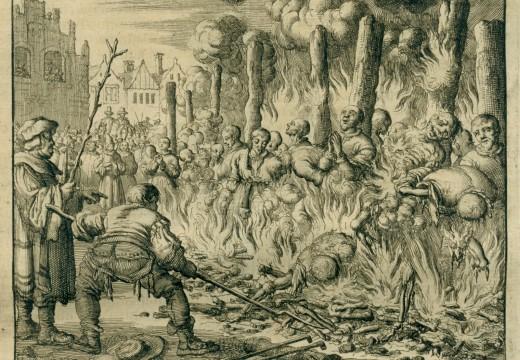 Editorial: Tal día como hoy quemaron a Miguel Servet