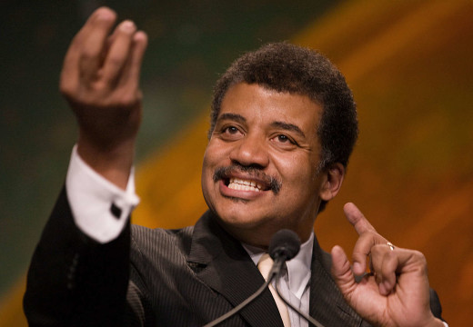 Entrevista a Neil deGrasse Tyson: By the book
