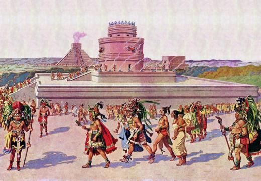 Historia de los números IV. Mayas, los matemáticos que observaban las estrellas
