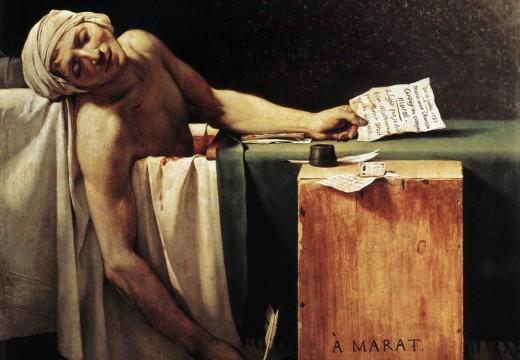 Marat, Lavoisier y la revolución