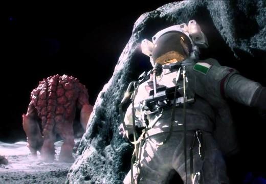 Monstruos lunares y pedos espaciales. El sonido en el espacio.