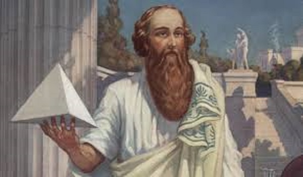 Pitágoras, las matemáticas puras y el misticismo