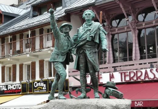 Grandes exploradores III. Horace Bénédict de Saussure