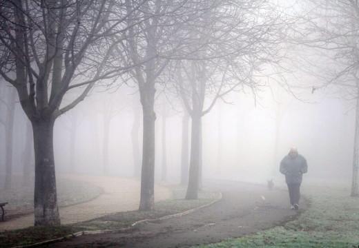 Monofotográfico: Nieblas