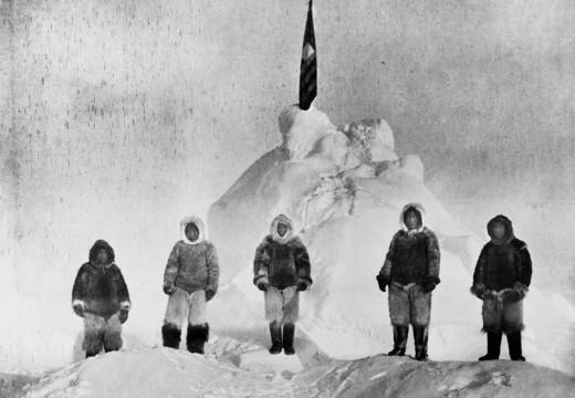 Grandes exploradores V: La conquista de los hielos