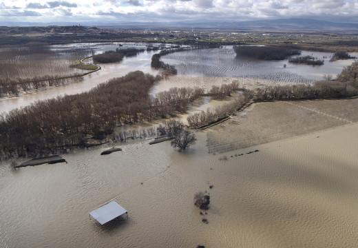 Inundaciones en el Ebro. Entrevista a Alfredo Ollero, presidente del Centro Ibérico de Restauración Fluvial