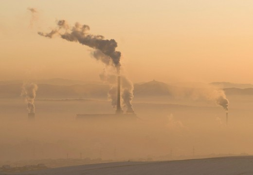 Homo problematicus II. Contaminación atmosférica