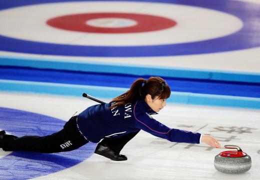Piedras y hielo: la física del Curling