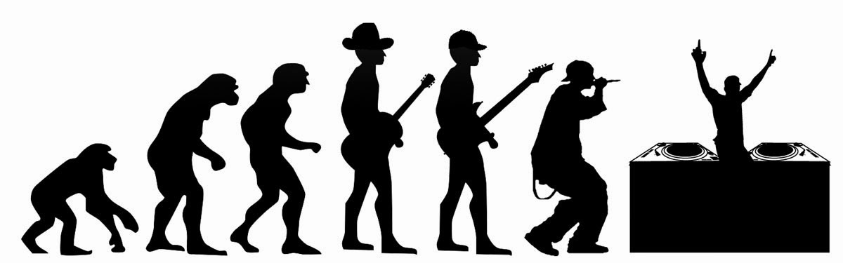 the evolution of rock music essay When we watch mtv, fuse, vh1 or any other popular music channel, we rarely realize how different rock was 50 years ago rock music has gone through an amazing evolution to end up where it is.