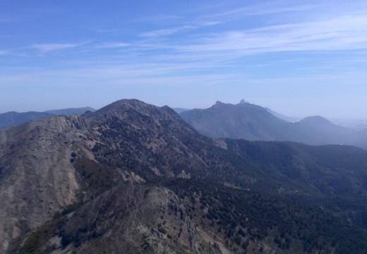 Un día en la Sierra de la Serrella
