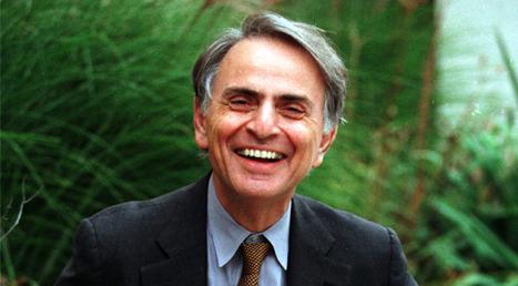 Traducción: Una pregunta para Carl Sagan