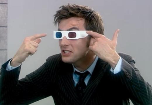 ¿Cómo funcionan las gafas 3D?