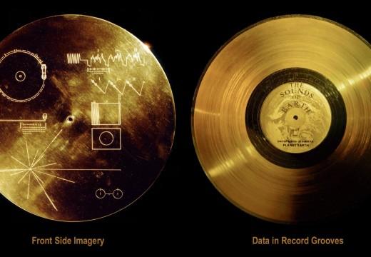 Un mensaje de y para la humanidad, las sondas Voyager