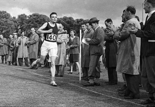Alan Turing. Cuerpo de atleta y mente de genio