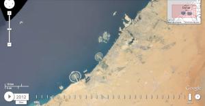 Dubai en 2012