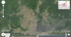 Lagos en 2012