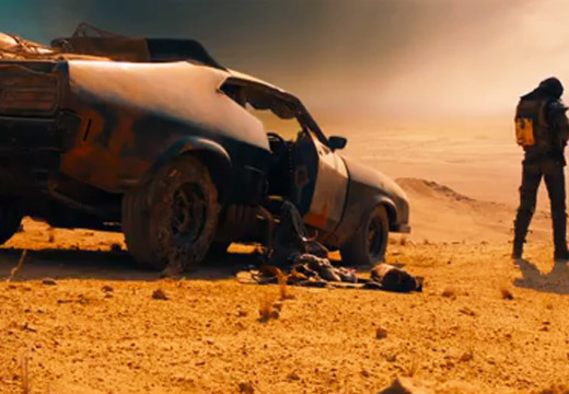 Mad Max: Fury Road (What a lovely, lovely day!)