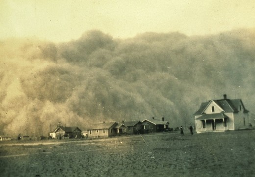Dust Bowl: de Interstellar a las llanuras norteamericanas