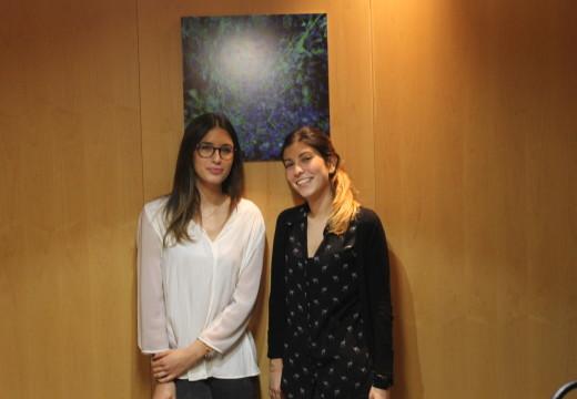 Las entrevistas de ULÛM: Carla, Laura y las neuronas