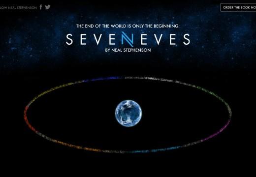 Reseña literaria – Seveneves