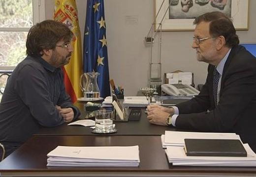 Jordi Évole y el titubeo de Rajoy ante la ciencia