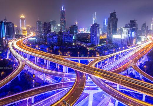 La física del tráfico y la escala