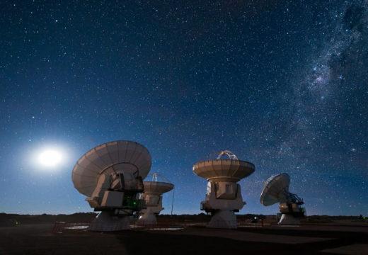 Virus y la búsqueda de extraterrestres