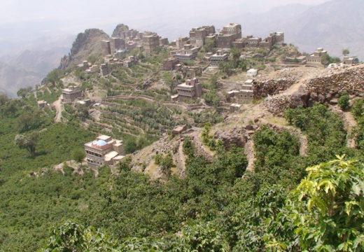 Café y arena, los sabores de Yemen